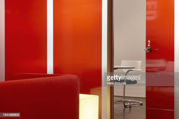 Westbourne Terrace London United Kingdom Architect Bdg Workfutures Westbourne Terrace Detail Of Red Paneled Perspex Wall