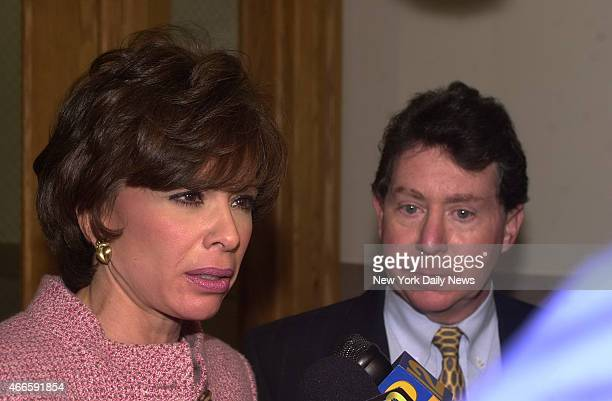 Westchester County Jeanine Pirro and John Morganellipa for Northhampton as they talk about Robert Durst who is wanted in Galveston Texas for the...