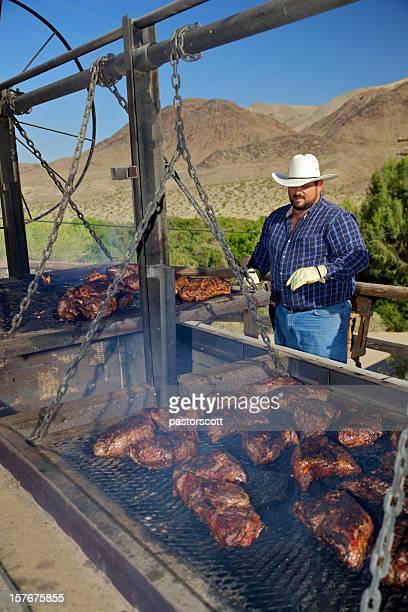 Western BBQ Chef