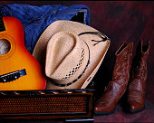 Western Country music style