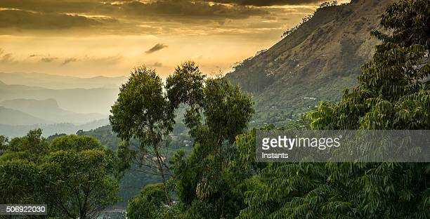Western Ghats mountains