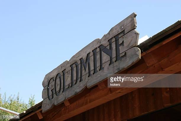Western goldmine