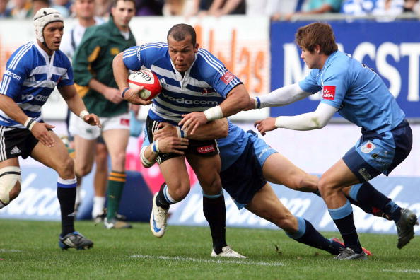 Absa Currie Cup: Western Province v Bulls : News Photo
