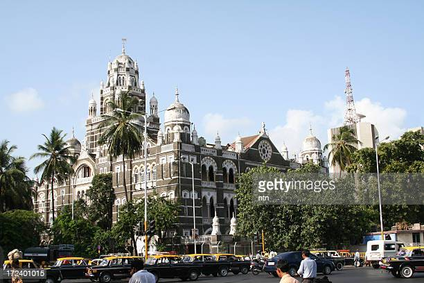 Western Railway Headquarters, Mumbai.