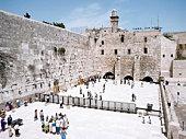 Western Wall , Jerusalem , Israel