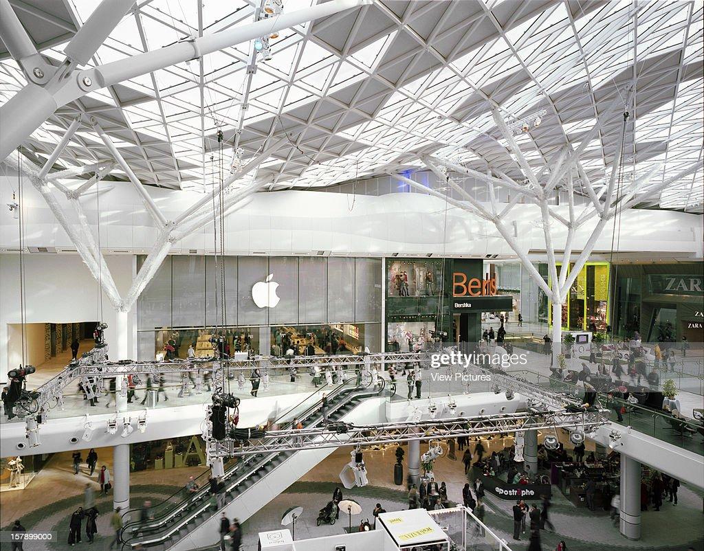 Westfield London Shopping MallUnited Kingdom Architect London Westfield London Shopping Mall Interior Atrium