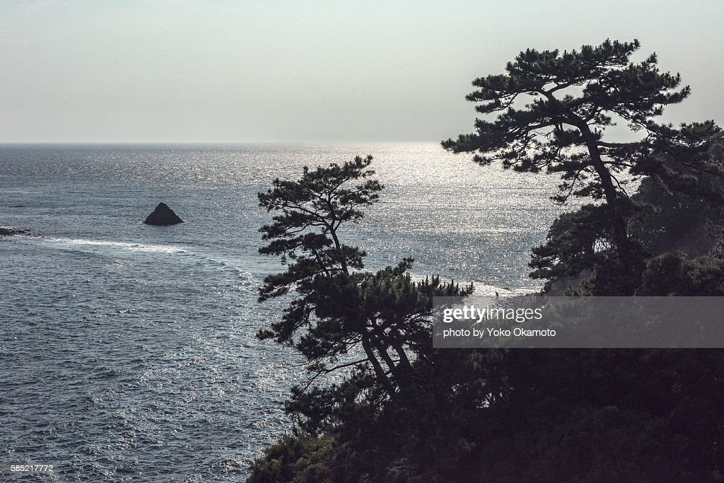 West-Izu,Japan is a beautiful place with Pacific Ocean