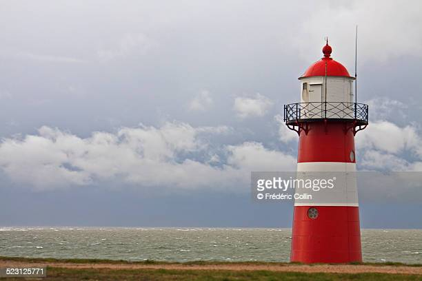 Westkapelle lighthouse in the Netherlands