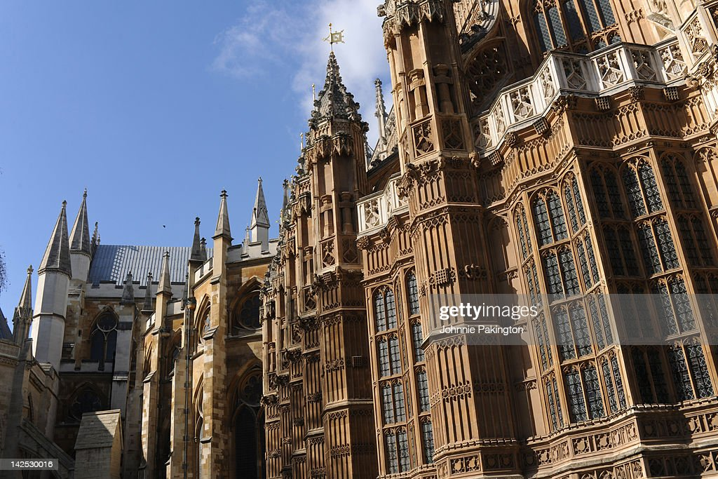 Westminster Abbey : Stock Photo