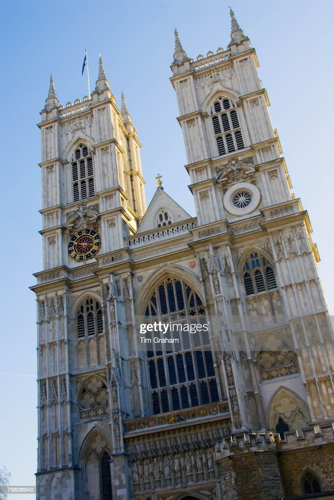 Westminster Abbey The Collegiate Church of St Peter London United Kingdom