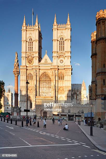 Westminster Abbey, UNESCO World Heritage Site, Westminster, London, England, United Kingdom, Europe