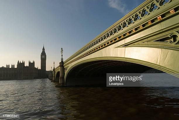 Westminster Bridge. London.