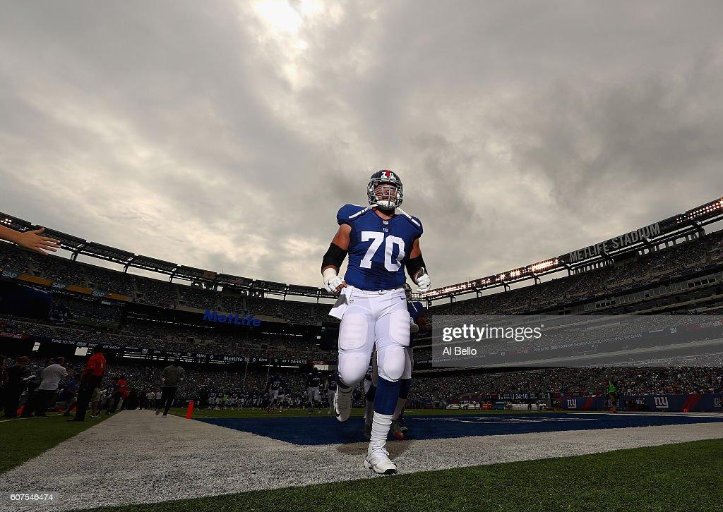 New Orleans Saints v New York Giants