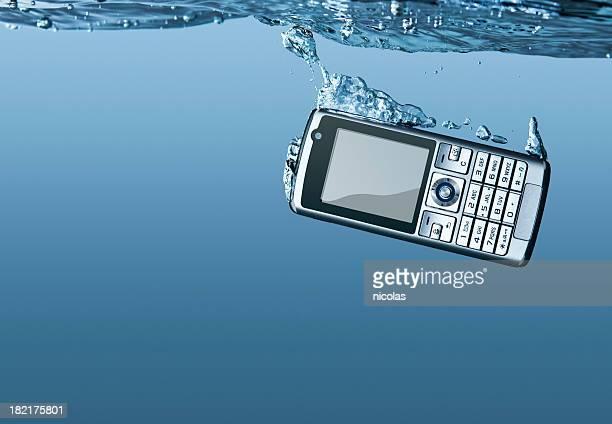 Wet de téléphone