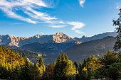 Garmisch-Partenkirchen, Upper Bavaria, Germany