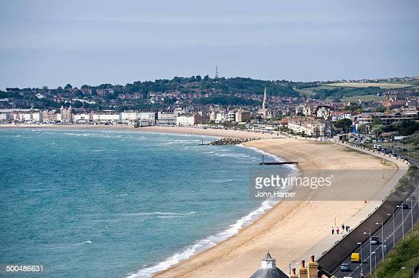 Weymouth Beach, Dorset.