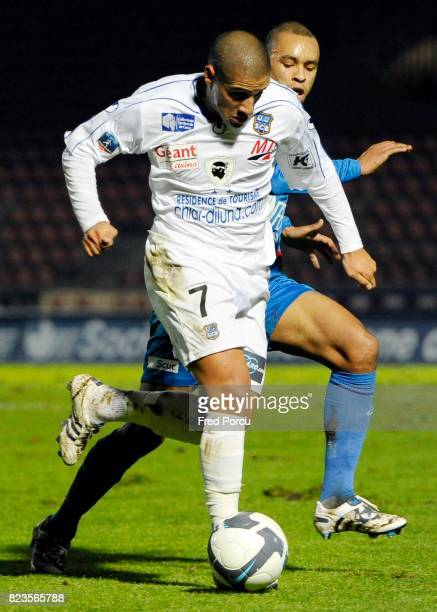Whabi KHAZRI Creteil / Bastia 19eme Journee de National