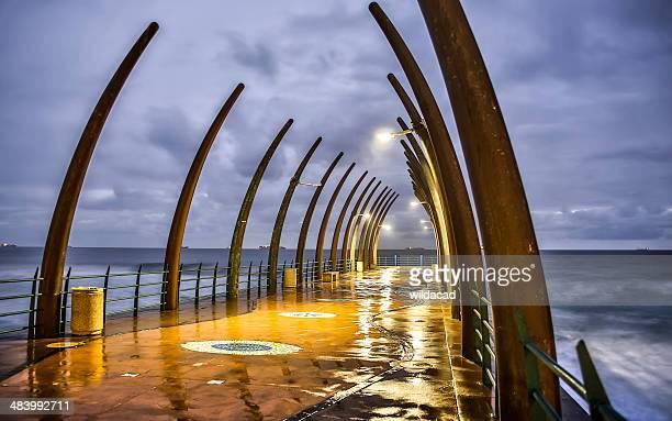 Whale Bone pier