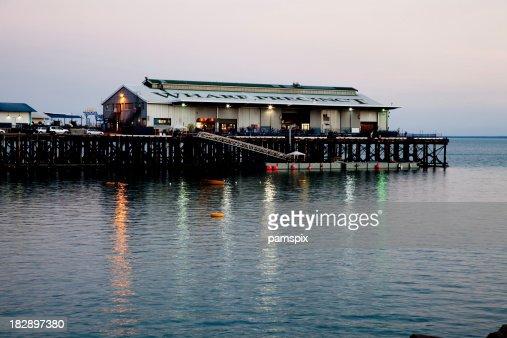 Wharf Precinct