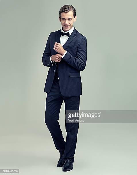 Was einem eleganten gentleman