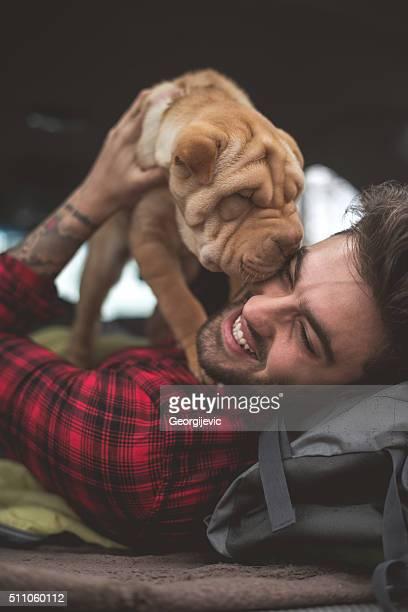 What a good boy!