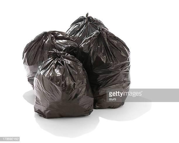 Was ein Gewicht von Müll hat