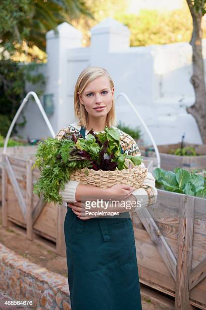 What a plentiful gardening season