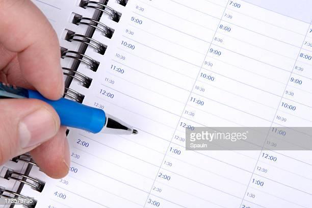 Was musst du für heute geplant?