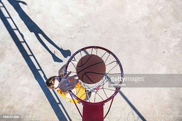どの時間は、バスケットボール選手