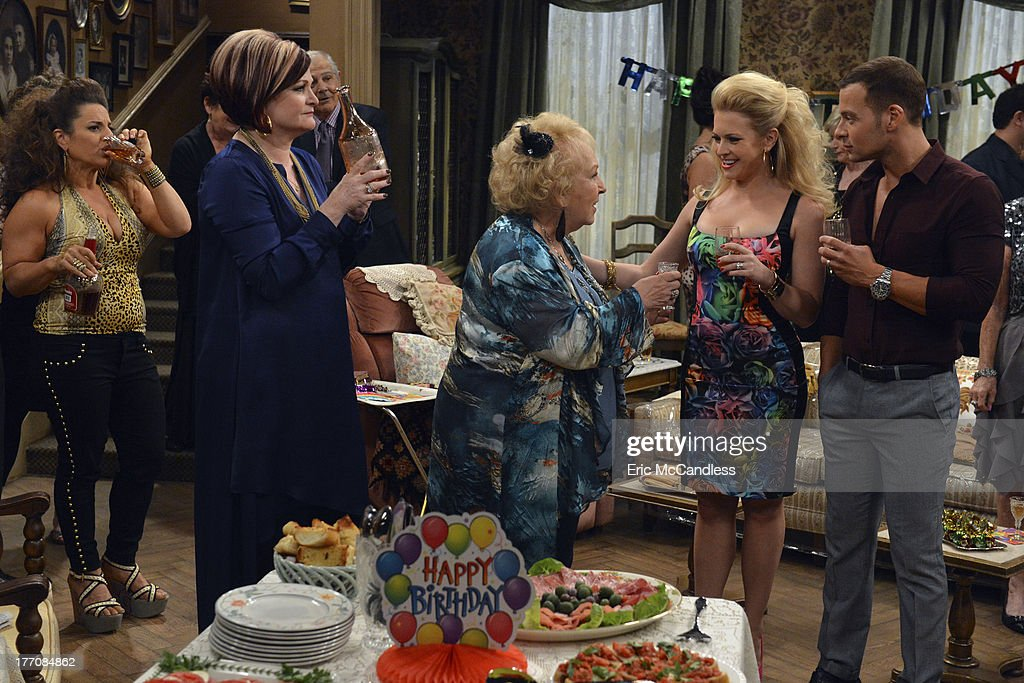 MELISSA & JOEY - 'What Happens in Jersey... Pt 1' - Mel must pose as Joe's ex-wife at his dying grandmother's birthday party in New Jersey, on the special two-part summer finale of 'Melissa and Joey.' 'What Happens in Jersey Part 1' airs Wednesday, August 28th , with 'What Happens in Jersey Part 2' concluding Wednesday, September 4th (8:00PM ET/PT). LAWRENCE