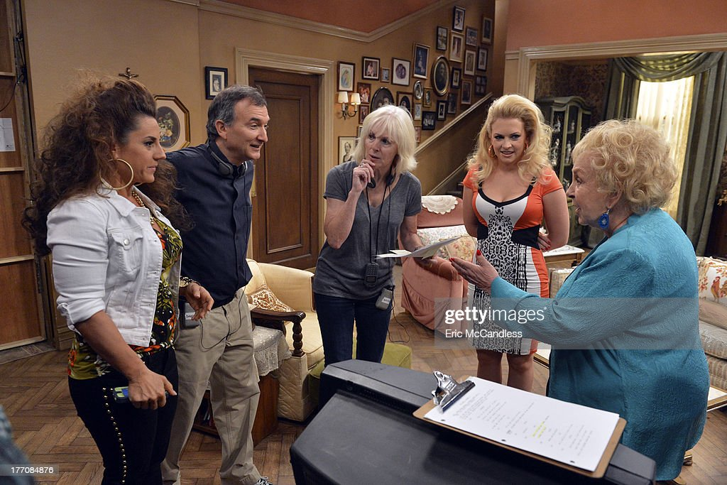 MELISSA & JOEY - 'What Happens in Jersey... Pt 1' - Mel must pose as Joe's ex-wife at his dying grandmother's birthday party in New Jersey, on the special two-part summer finale of 'Melissa and Joey.' 'What Happens in Jersey Part 1' airs Wednesday, August 28th , with 'What Happens in Jersey Part 2' concluding Wednesday, September 4th (8:00PM ET/PT). , MELISSA