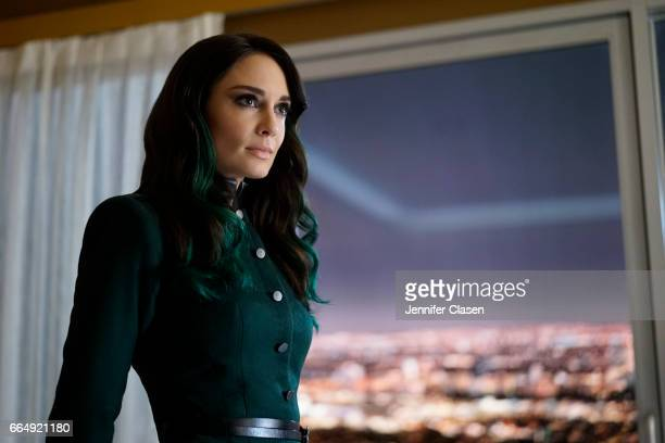 S AGENTS OF SHIELD 'What If' Hail the New World Order Daisy and Simmons uncover secrets and lies in a world gone mad With Hydra in control they are...