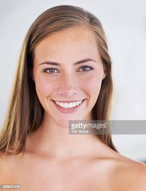What is her beauty secret?
