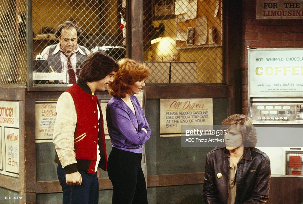 TAXI - 'What Price Bobby' and 'Fantasy Borough' - Airdate January 22, 1980 and May 6, 1980. (Photo by ABC Photo Archives/ABC via Getty Images) DANNY
