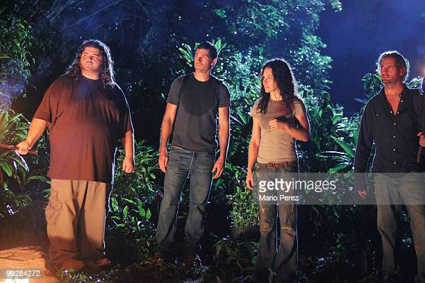 LOST 'What They Died For' While Locke devises a new strategy Jack's group searches for Desmond on 'Lost' TUESDAY MAY 18 on the ABC Television Network...