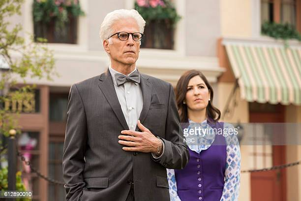 PLACE 'What We Owe To Each Other' Episode 105 Pictured Ted Danson as Michael D'Arcy Carden as Janet