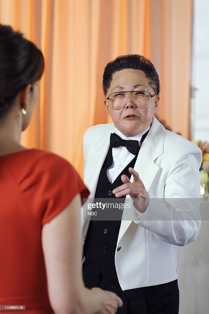30 ROCK -- 'What Will Happen to the Gang Next Year?' Episode 622 -- Pictured: Margaret Cho as Kim Jong-il -- Photo by: Ali Goldstein/NBC