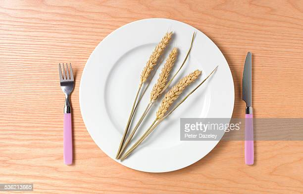 Wheat intolerance coeliac disease
