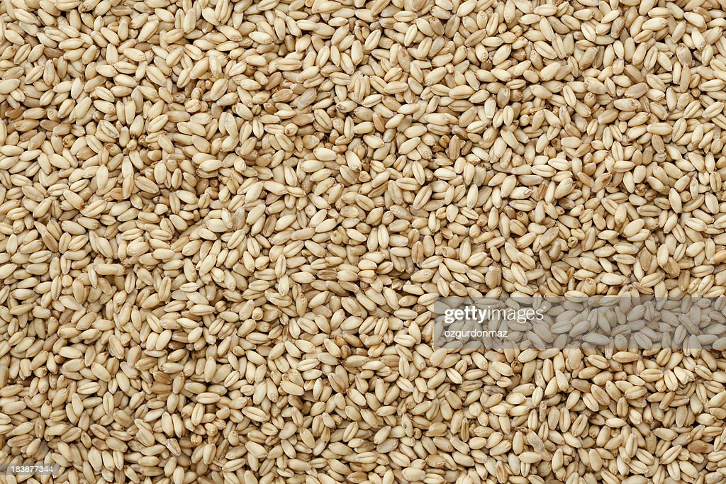 Wheat seeds background