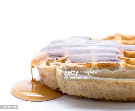 Wheat waffle