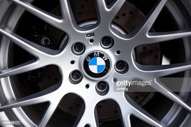 BMW M Wheel Detail