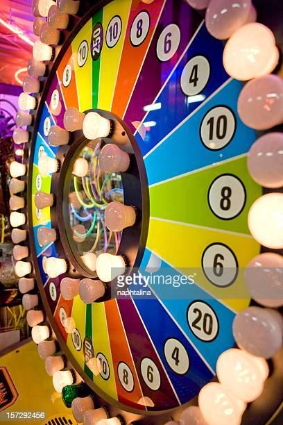La rueda de la fortuna rainbow