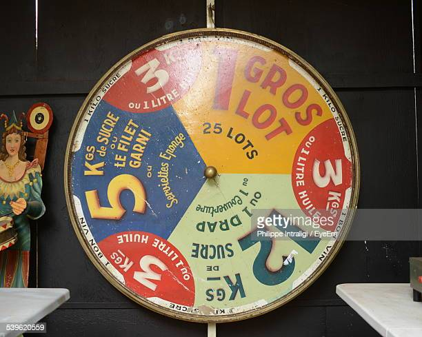 Wheel Of Fortune In Shop For Sale