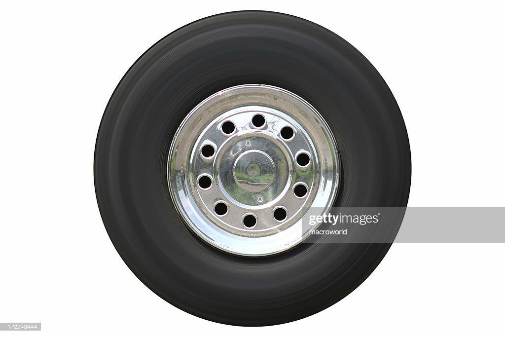 Wheel (isolated)