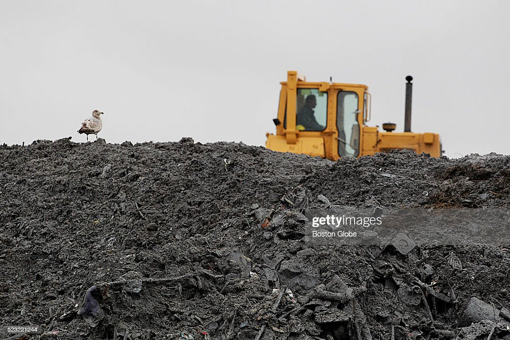 Wheelabrator wastetoenergy plant in Saugus Mass April 12 2016 The plant wants to expand its ash heap drawing opposition from environmental groups