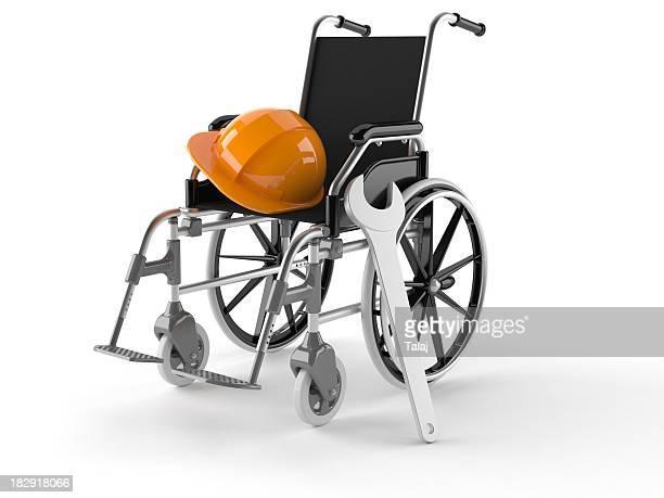 Accesible para silla de ruedas