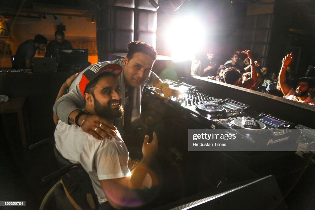 Profile Shoot Of Wheelchair-Bound DJ Varun Khullar