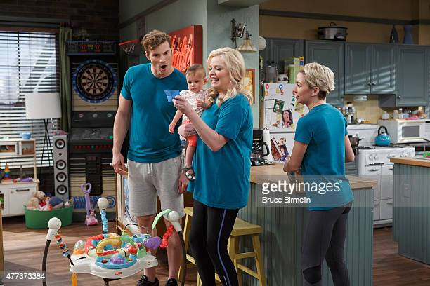 DADDY 'Wheeler War' Riley must go to war in order to save her relationship on an allnew episode of Baby Daddy airing Wednesday July 1st 2015 at 830PM...