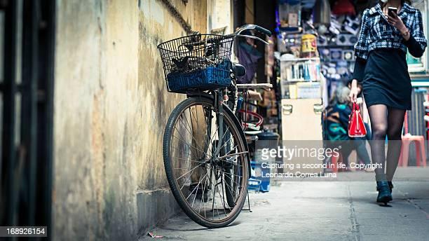 Wheels and legs of China, classic Guangzhou