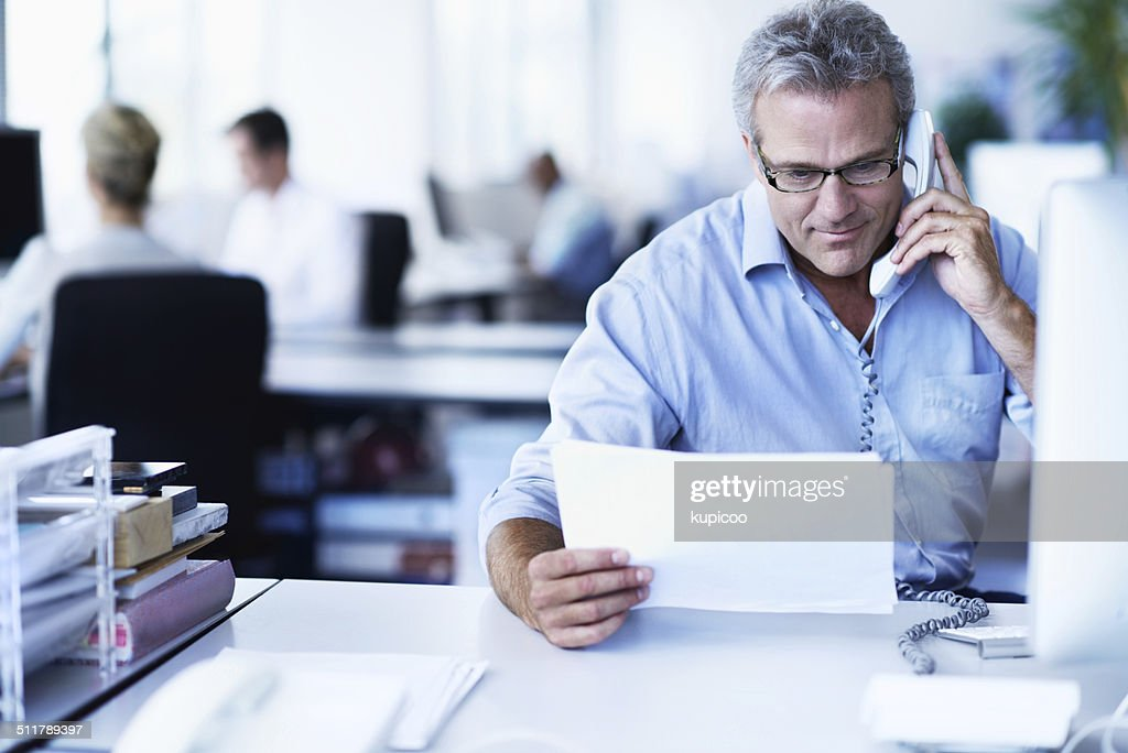 When an email just won't do... : Stock Photo